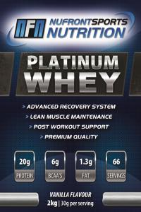 Platinum Whey 2kg
