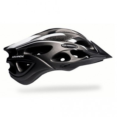 AVA Helmet Adult Black